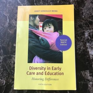 Diversity in early care and education college book